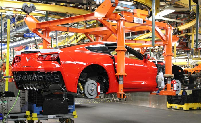 [VIDEO] Corvette Assembly Plant Resumes Operations as UAW Returns to Work
