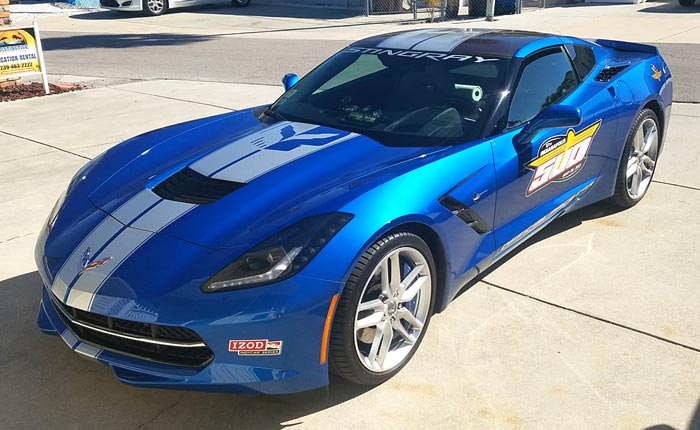 [RIDES] Dana and Dave's 2015 Corvette Indy 500 Pace Car Replica