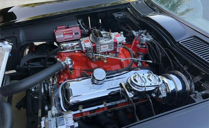 Corvettes on eBay: Big Block 1965 Corvette Restomod