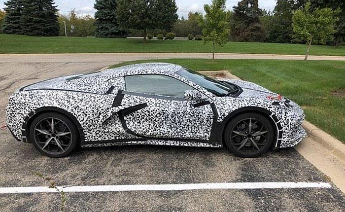 Chevrolet Tells Us That These Are Not 'Hybrid' C8 Corvettes