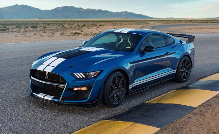 Scouting Report: 2020 Shelby GT500 - Corvette: Sales, News ...