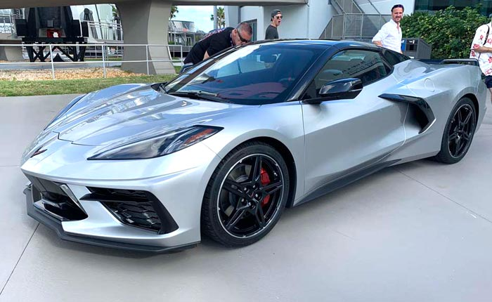 Current 2020 Corvette Orders Undergoing Updates to TPWs