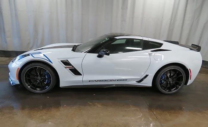 2018 Corvette Carbon 65