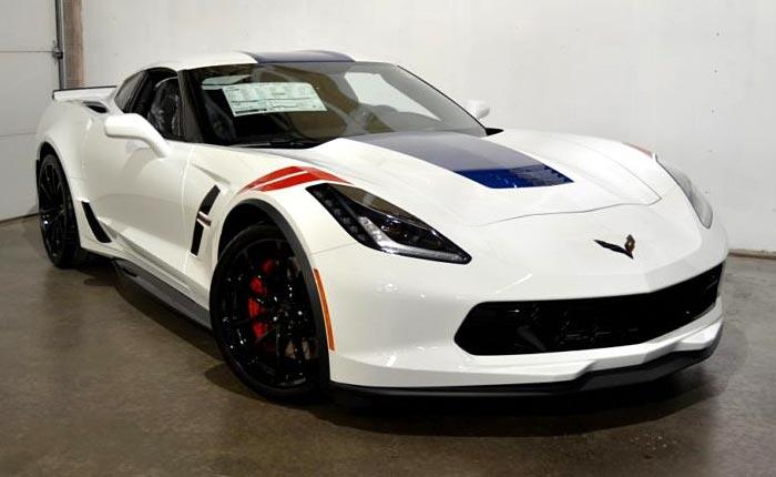 2019 Corvette Grand Sport