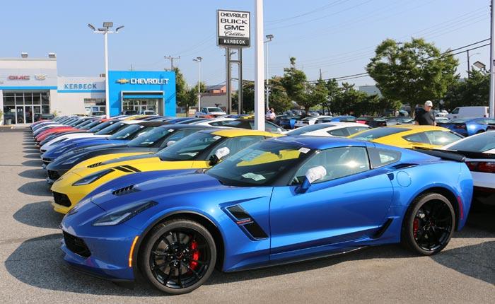 Corvettes for sale at Kerbeck.com