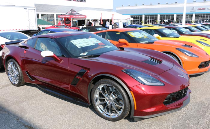Corvettes For Sale In Md >> There Are Some Insane Deals On New C7 Corvettes Out There