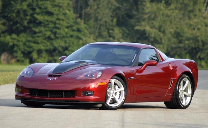 Corvettes for Sale: 2010 Callaway SC606 Grand Sport Development Car with 275K Miles
