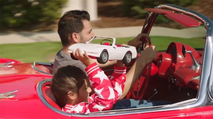 [VIDEO] 2018 Corvette Commercial - 'Daddy's Girl'