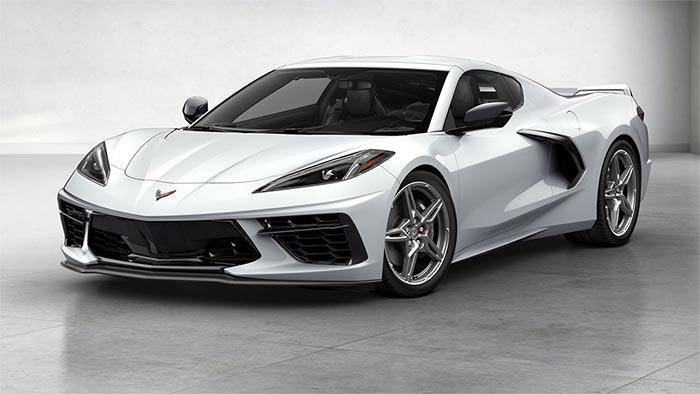 Corvettes on eBay: 2020 Corvette Stingray for $110,000