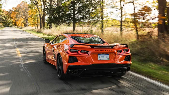 QUICK SHIFTS: Corvette Movie Trivia, PCOTY Flashbacks, Automobile Reviews the C8, Early C8 Mule with a Porsche PDK Transmission