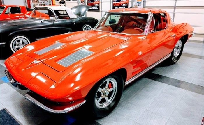 Corvettes on Craigslist: Former