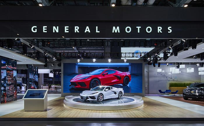 Is General Motors Looking to Sell the 2020 Corvette Stingray in China?