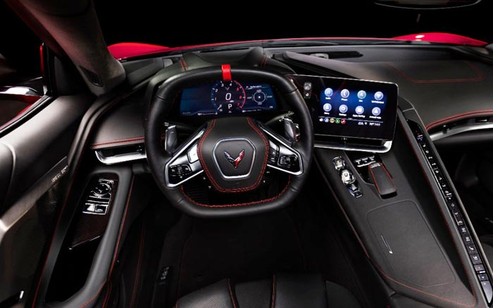 2020 Corvette Stingary is Capable of Receiving Over-the-Air Updates
