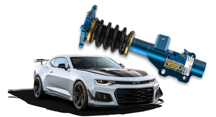 Tech We Would Like to See on the C8 Corvette: DSSV Dampers