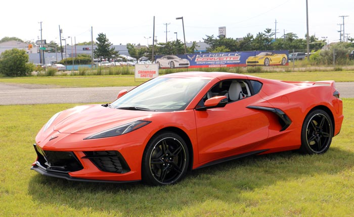 GM to Reopen 2020 Corvette Ordering in December and Kills Planned Production Ramp-Up Schedule