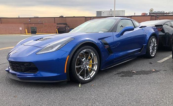 Corvette Delivery Dispatch with National Corvette Seller Mike Furman for Nov. 10th