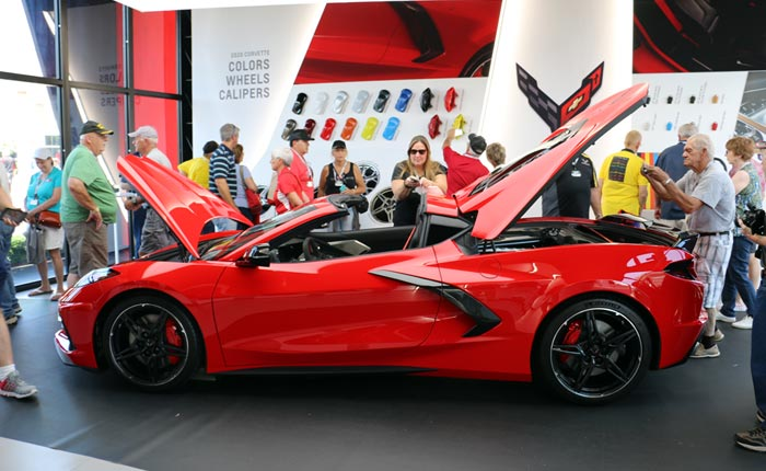 How Ducati Motorcyles Influenced the Design of the 2020 Corvette
