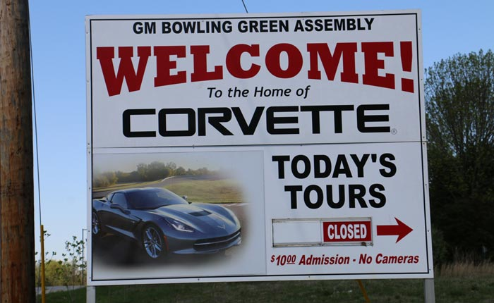 Public Tours of the Corvette Assembly Plant Expected to Restart by Spring of 2020