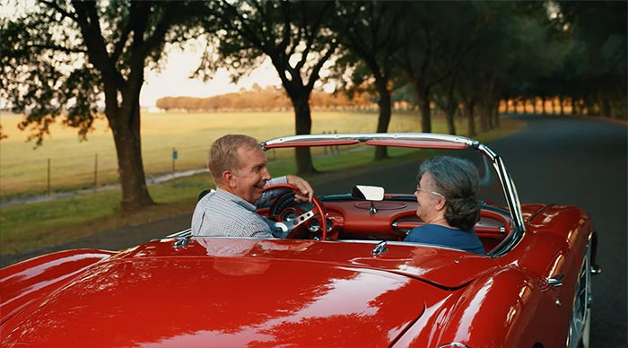 [VIDEO] Wife Surprises Husband With a 1959 Corvette On His 65th Birthday