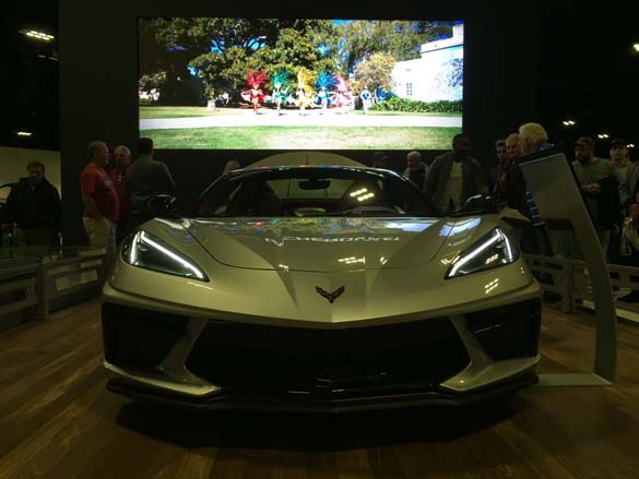 [VIDEO] 2020 Corvette Stingray Convertible Presentation at the Tampa Bay Auto Show