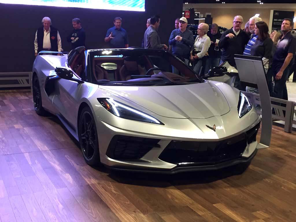 [VIDEO] 2020 Corvette Stingray Convertible Presentation at ...