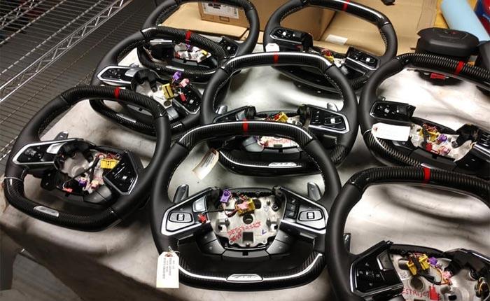 Corvette Z06 Steering Wheels?
