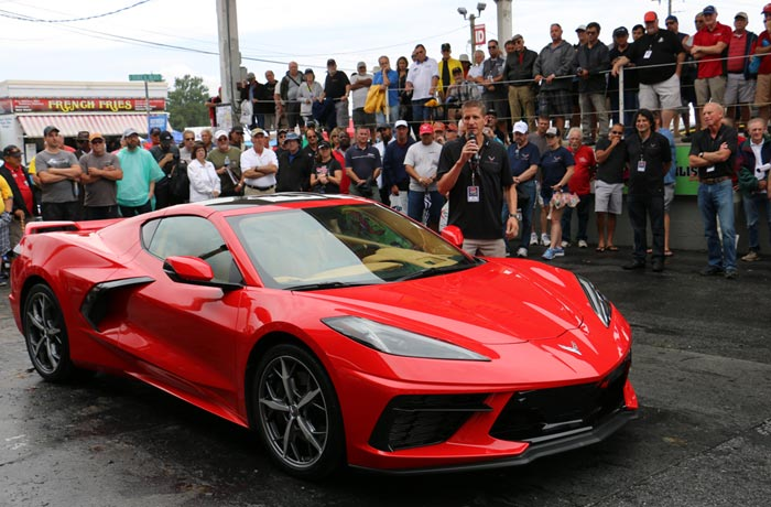 QUICK SHIFTS: MT Car of the Year Finalist, C8 Turns Hater Into Fan, Z06 Steering Wheels, Grand Sport History, Corvette Trivia