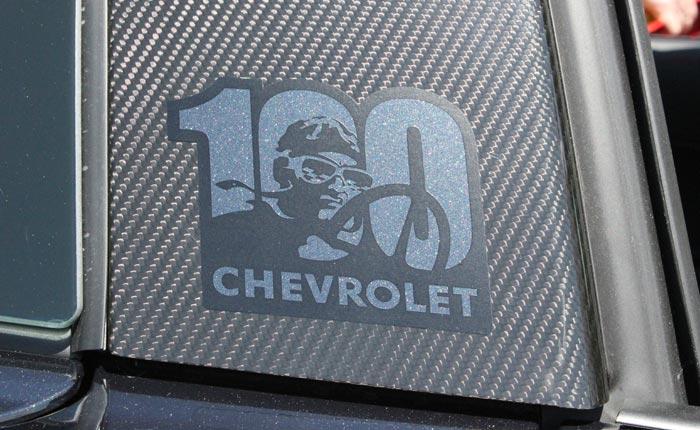 2012 Centennial Edition Corvette