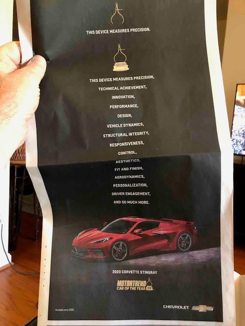 Wall Street Journal Ad