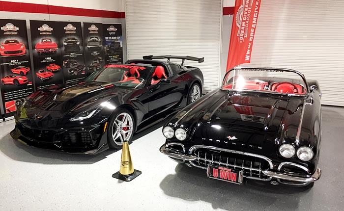Get Your Bonus Tickets Today to Win the Vettes in the Corvette Dream Giveaway