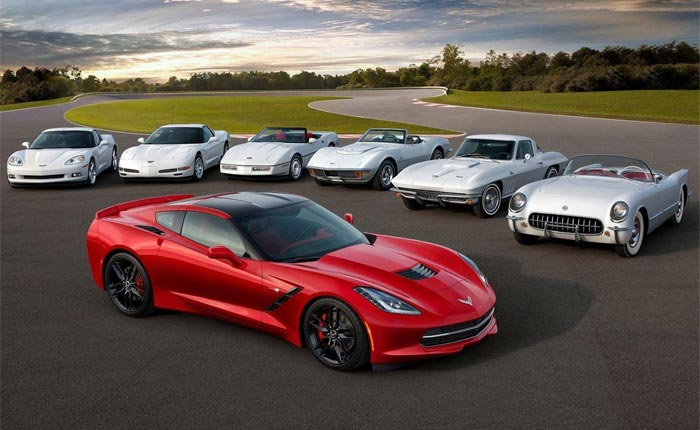 Starting Tomorrow: We Rank the Best Corvette of Every Decade!