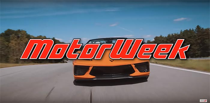 [VIDEO] Take A Quick Spin in the 2020 Corvette Stingray with MotorWeek
