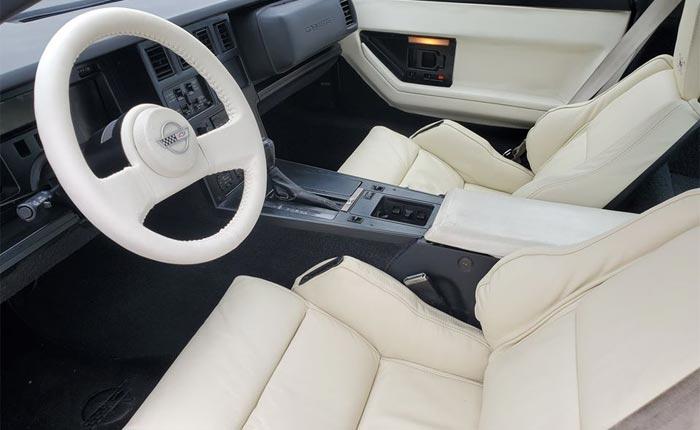 Corvettes on Facebook: 1988 35th Anniversary Corvette for $5,900