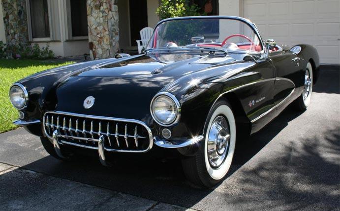 The Best Corvettes of the 1950s: No.1 – The 1957 Corvette