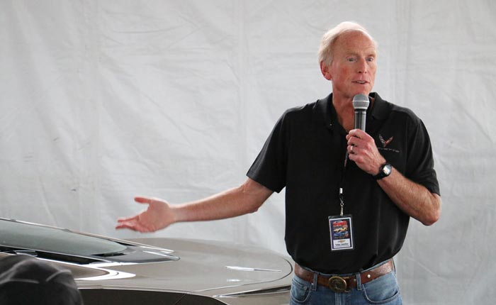 Corvette Chief Engineer Tadge Juechter is No. 4 on MotorTrend's Power List for 2020