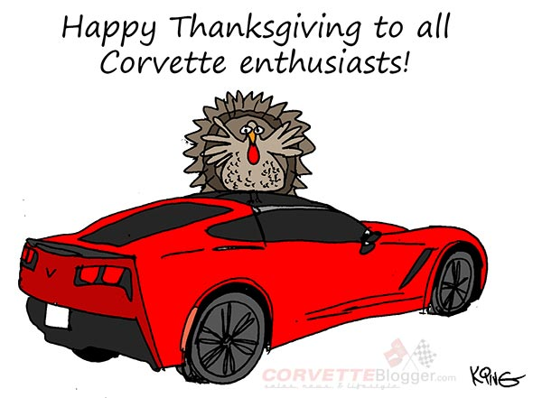 Saturday Morning Corvette Comic: Just Putting This Out There