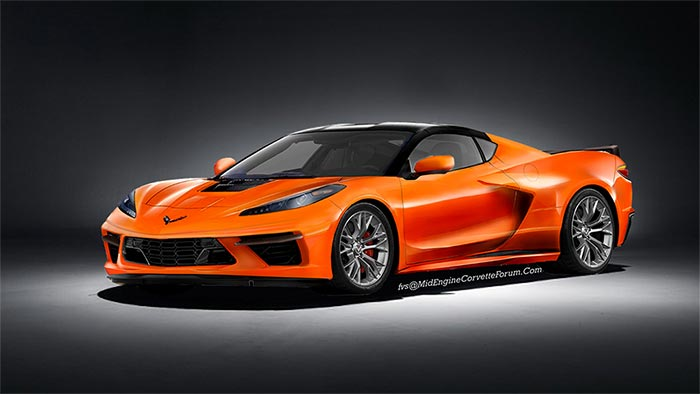 MotorTrend: The C8 Corvette ZR1 Will be a Twin-Turbo DOHC V8 Hybrid with 900 HP!