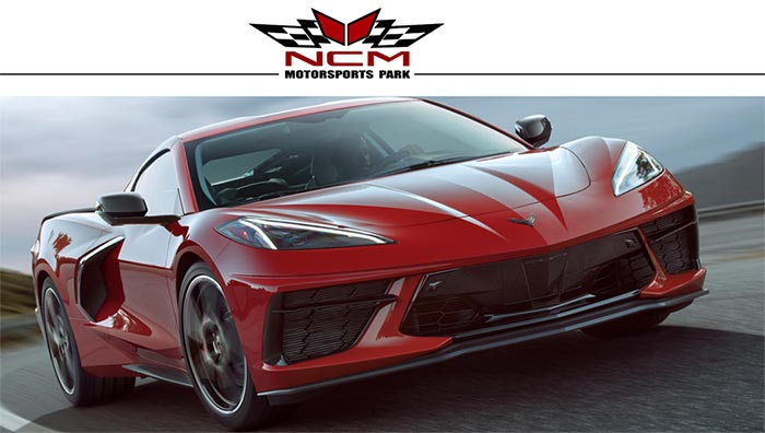 NCM Motorsports Park Now Opening Reservations for the C8 Corvette Driving Experience