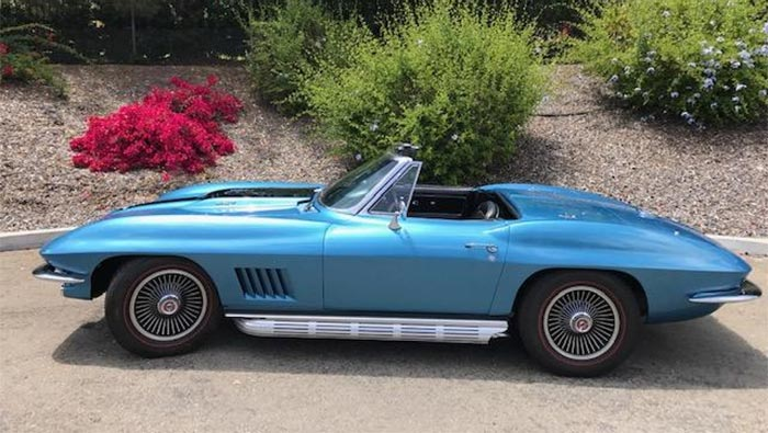 1967 Corvette 427/435