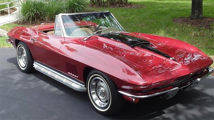 The Best Corvettes of the 1960s: No.1 - The 1967 Corvette