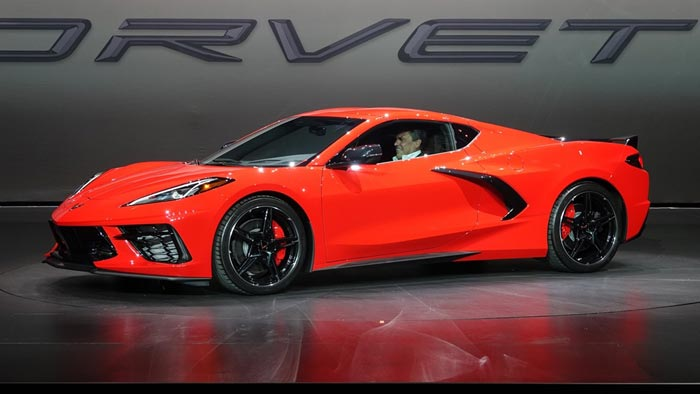 Ranking The 2020 Corvette Exterior Colors After Seeing All 12 In
