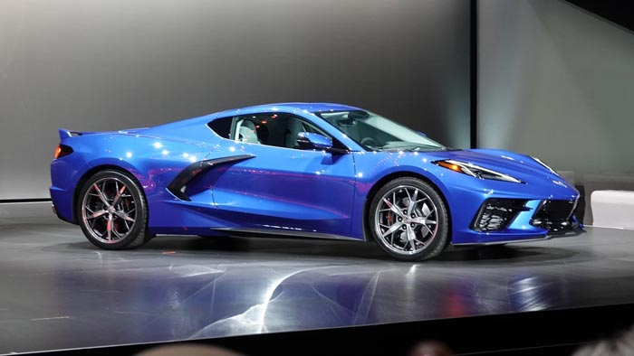 Ranking the 2020 Corvette Exterior Colors After Seeing All 12 in Person
