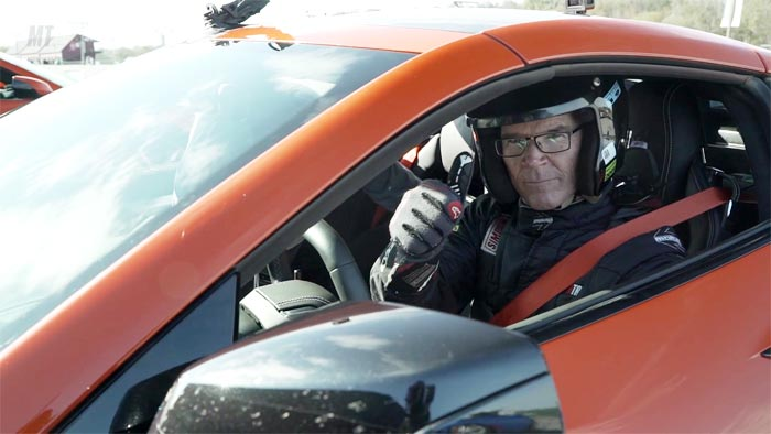 Randy Pobst On How to to Make the C8 Corvette's Handling Even Better