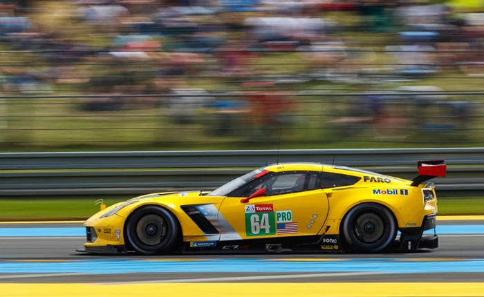 [VIDEO] Corvette Racing's Oliver Gavin Nominated for FIA Action of the Year Award