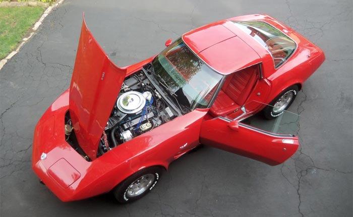 The Best Corvettes of the 1970s: No.3 - The 1978 Corvette
