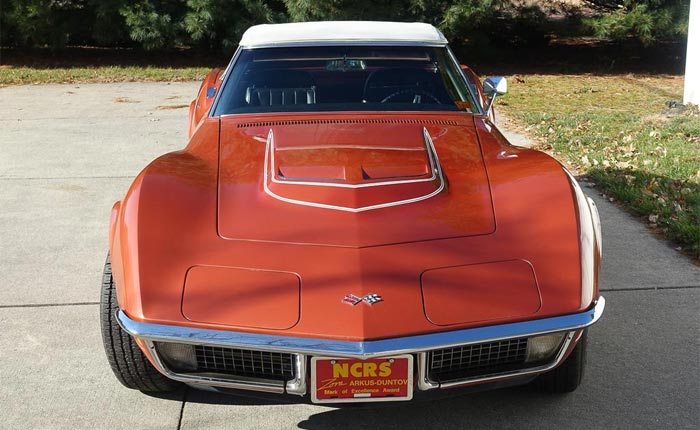 The Best Corvettes of the 1970s: No.2 - The 1970 Corvette