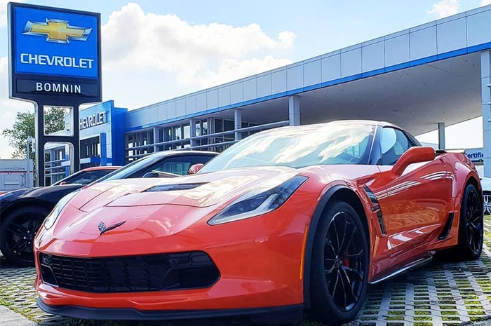 Chevrolet Discounts Can Save You Nearly $12,000 on Remaining 2019 Corvettes