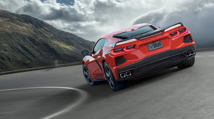 RHD C8 Corvettes Expected to Go On Sale In Australia in Early 2021