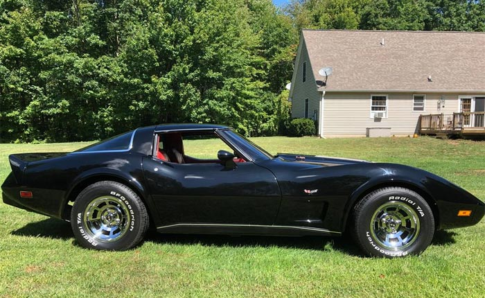 [POLL] What's Your Favorite Corvette of the 1970s?