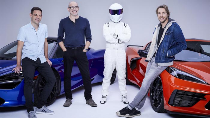 New Cast of Top Gear USA